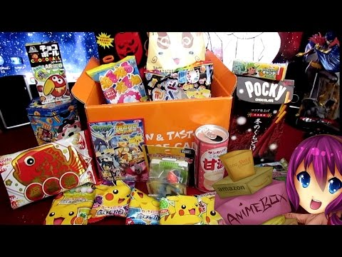 Tokyo Treat Unboxing (January 2016) Japanese Snack Subscription Box