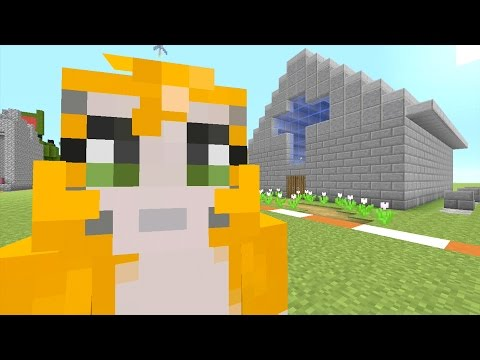Minecraft: Xbox - Building Time - Wedding {68}
