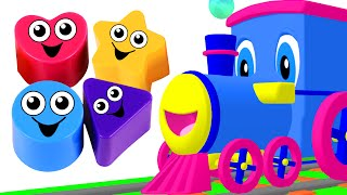 """""""Shapes Songs"""" Kids Compilation 