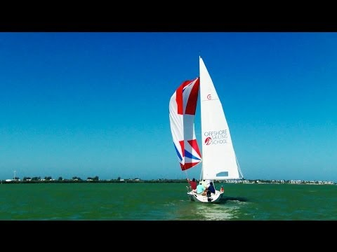 Sailing Tips - Windward Douse
