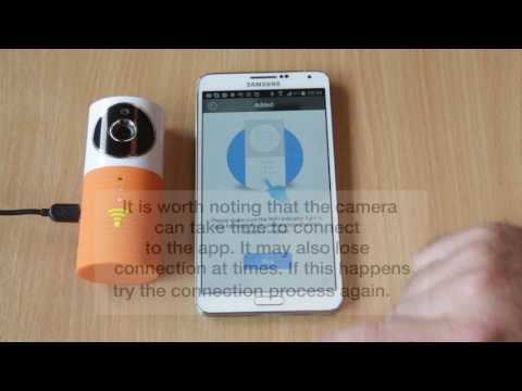 How To Upload And Install The CleverDog Camera