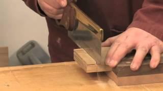 Build An Oak Hall Table: Part 7