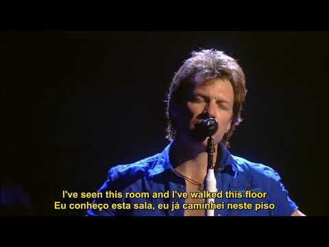 Bon Jovi - Hallelujah (Live) Legendado em PT/ENG