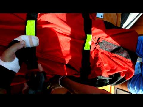 Aerial Rope Rescue through the eyes of a  volunteer SAR rope access technician