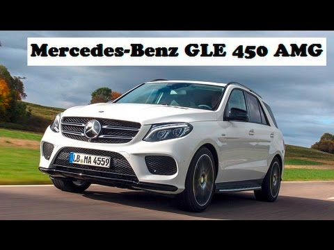 Mercedes benz gle 450 amg 4matic suv a new member for Mercedes benz suv 450