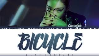 Download CHUNGHA - 'BICYCLE' Lyrics [Color Coded_Han_Rom_Eng]