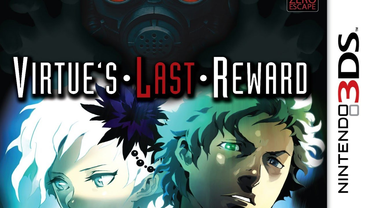 Zero Escape Virtues Last Reward Gameplay Nintendo 3ds