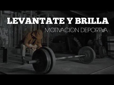Motivacion deportiva - Levantate y brilla (Version en español)