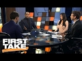 Is Immaturity A Problem In The NBA? | First Take