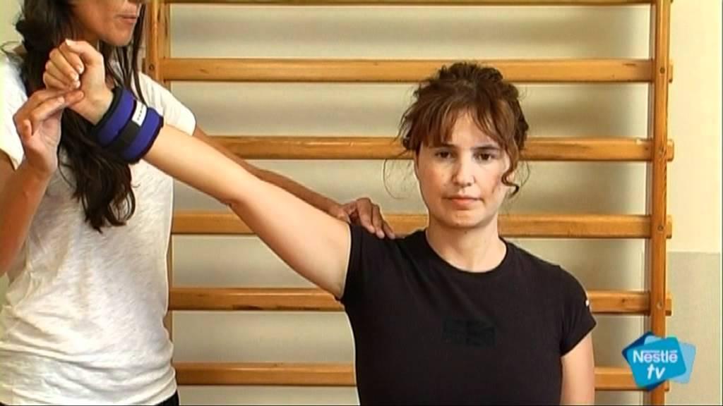 Fortalecimiento muscular de brazos, hombros y espalda- Consejos ...