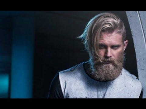 Mens Undercut Hairstyle Long Hair Youtube