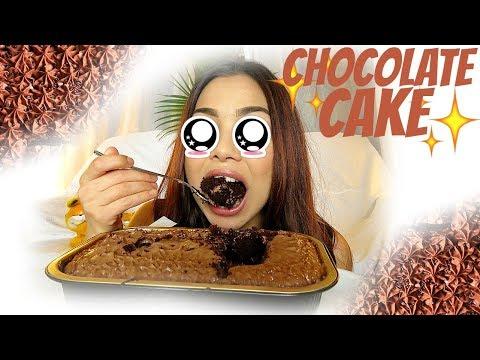 CHOCOLATE CAKE 먹방 MUKBANG FT. BEST FIENDS