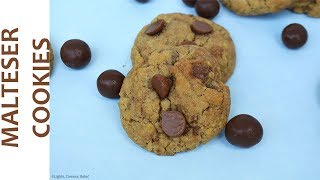 Malteser Cookies | RECIPE
