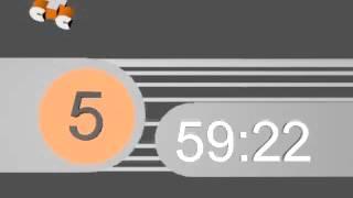 Часы СТС 2004 2005 с логотипом СТС 12.11.2001-21.08.2005(, 2014-03-15T07:44:33.000Z)