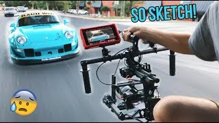THIS IS NOT SAFE AT ALL....BUT SO WORTH IT! (RWB ATL BTS/Vlog #3)