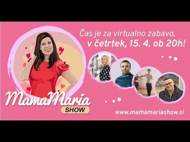 Virtualen mega show - napovednik