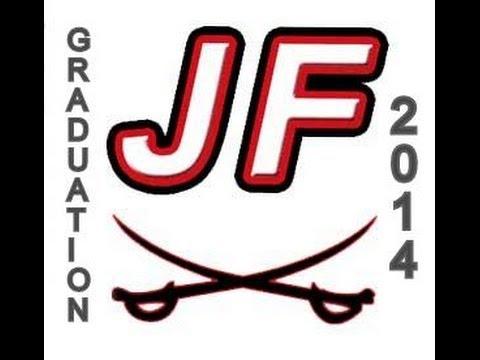 2014 Jefferson Forest High School Graduation