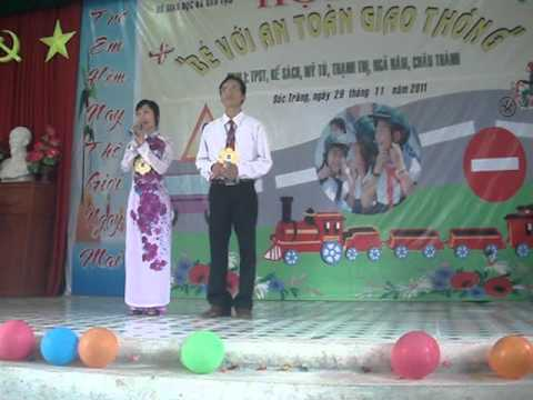 Tieu pham an toan giao thong Truong MAM NON HOA HONG-Huyen Thanh Tri-Soc Trang6