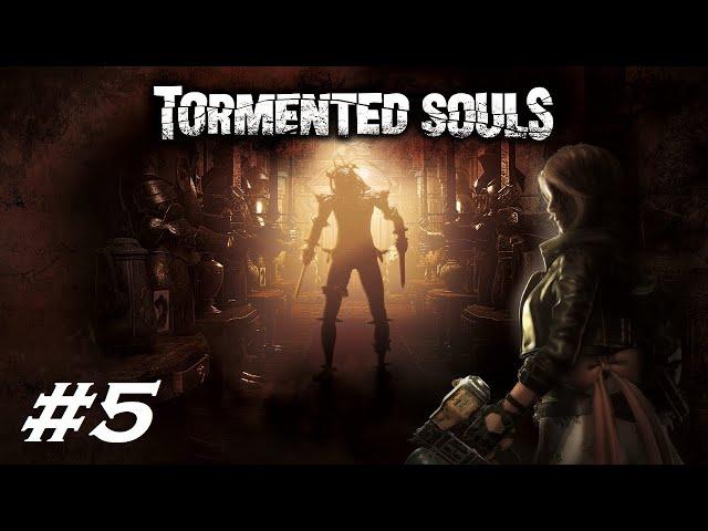 Tormented Souls [Walkthrough Part 5/6] - Gameplay PC