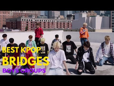 Kpop Bridge Parts That Give You Goosebumps (Boys Groups Edition)