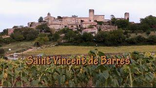 Ardèche - Saint Vincent de Barres, un village plein de caractère