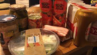 Цены на еду в Польше часть 2