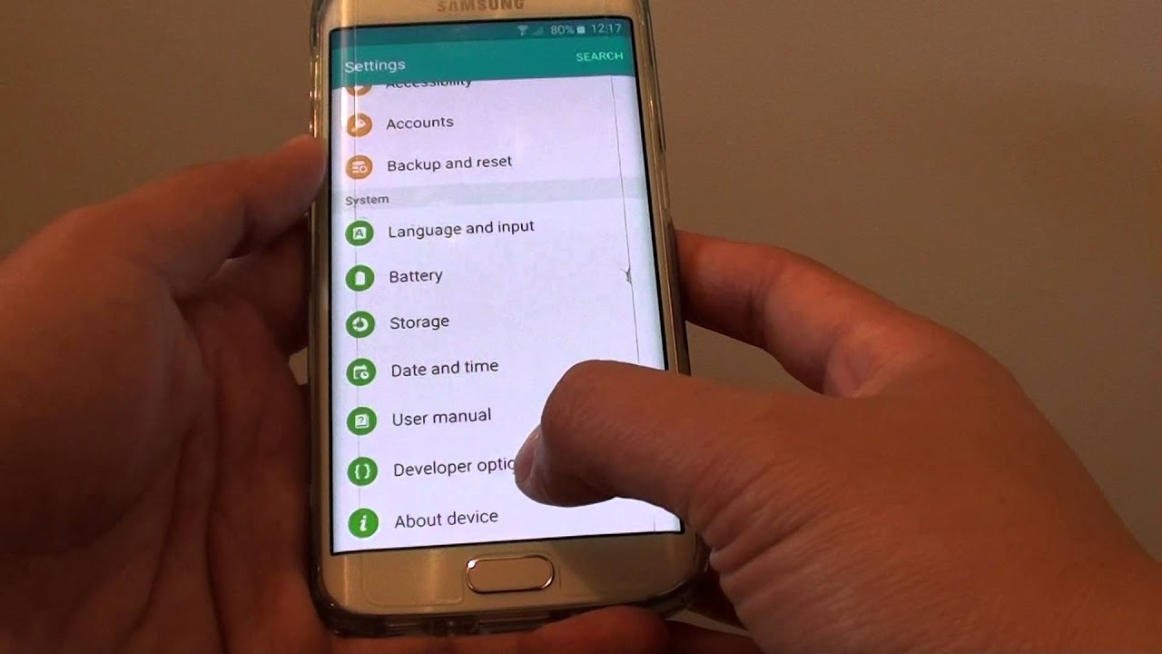 samsung galaxy s6 edge how to enable disable screen stay awake samsung galaxy s6 edge how to enable disable screen stay awake