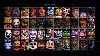 Video de EL NUEVO FIVE NIGHTS FREDDY'S SERÁ EL ULTIMO? TODOS LOS ANIMATRONICOS FINAL NIGHT