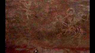 Ancient Cave Art - Bhimbetka India