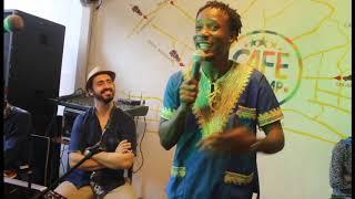 Wali ap entèprete Maurice Sixto nan Festival entènasyonal literati kreyòl
