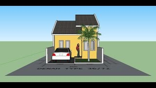 Video SKETCHUP TUTORIAL 1 --- HOW TO MAKE A HOUSE FROM REFERENCE OR PHOTO download MP3, 3GP, MP4, WEBM, AVI, FLV Desember 2017
