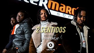 OKAPA - 2SENTIDOS ft DALLAS x BREEZY x AG FLYZER (videoclipe oficial)