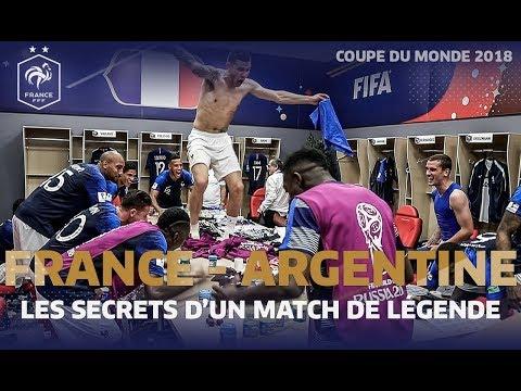France-Argentine : les secrets d'un match de légende, Equipe de France I FFF 2019