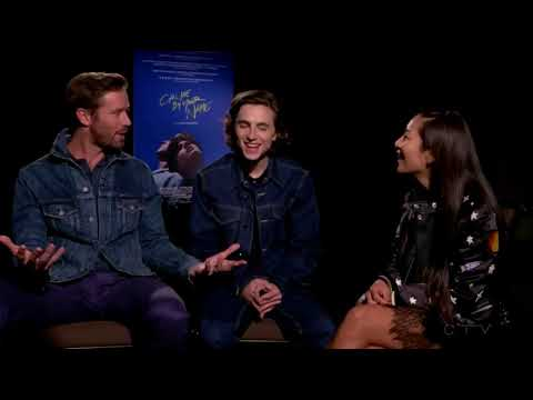 Call Me By Your Name  - e talk Interview