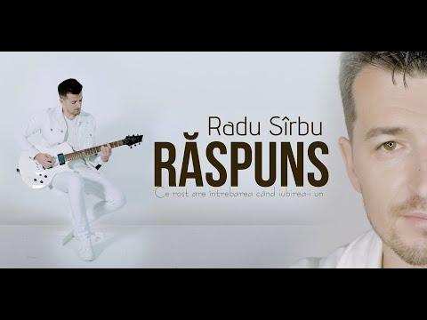 Radu Sîrbu – Răspuns