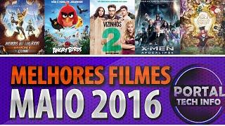 Os Melhores Filmes Para Assistir em Maio de 2016