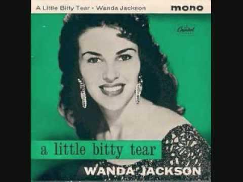 Wanda Jackson - A Little Bitty Tear (1961)