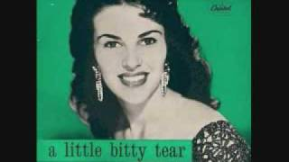 Wanda Jackson - A Little Bitty Tear (1961)