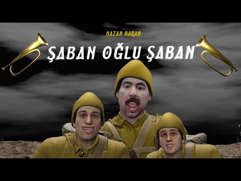 Hazan BARAN- Şaban oğlu Şaban Borazan Animasyonu ( Kemal Sunal, Şener Şen Animasyon) Animatrak indir