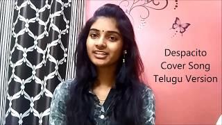 Despacito Indian Telugu Version - Cover Song