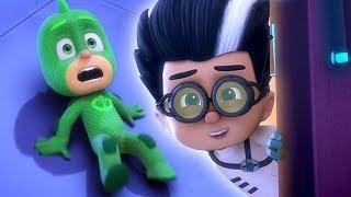 Герои в масках | Гекко Смешные моменты из #2 | подбор клипа | мультики для детей