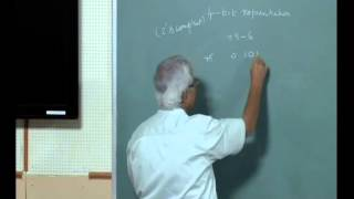 Mod-01 Lec-04 Complement Subtraction and codes