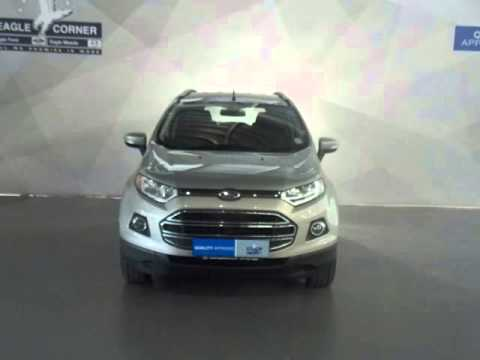 2014 FORD ECOSPORT 1.5 TITANIUM AUTO Auto For Sale On Auto Trader South Africa