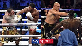 Who would win if Anthony Joshua fights Tyson Fury? | Toe2Toe