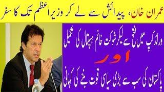 Pti Chairman Imran Khan Biography / life Story