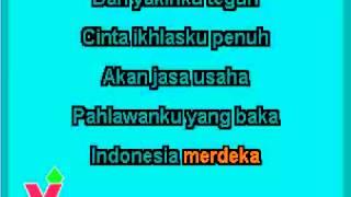 Syukur - H. Mutahar (Karaoke+Lirik)