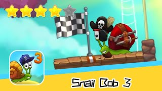 Snail Bob 3 Beyond The Sky Time Mode 34 35 Walkthrough Play levels and build areas! Recommend index