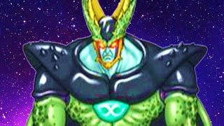 CELL X - Dragon Ball Online