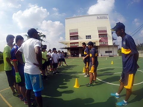 BOCA INDONESIA MENGADAKAN COACHING CLINIC DI EL SHADDAI INTERNATIONAL SCHOOL
