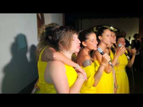 karaoke per matrimoni Gropello Cairoli  Pavia  Alex & Claudia